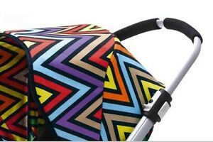 Bugaboo Bee LIMITED EDITION hood canopy MISSONI Newcastle Newcastle Area Preview
