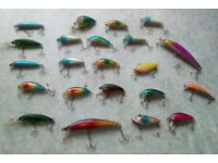 Fishing poppers crankbait lures