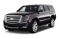 Hamilton to Pearson Airport -- Flat rate Limo