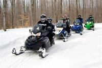 Snowmobile & ATV rentals in Muskoka