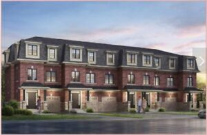 Pre-construction townhouse in brampton