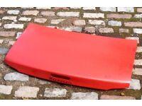 Mazda Eunos boot lid.