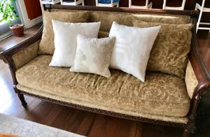 Chintz & Co. sofa set
