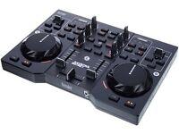 Hercules DJControl Instinct + Virtual DJ Software + Controller Licence