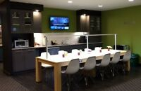 Choose Regus for Your Co-Working Office Space!