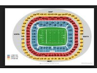 NFL International NY Giants vs LA Rams Tickets - 23rd October - Twickenham