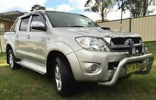 2011 Toyota Hilux SR5 4x4 UTE,Auto,Dual Cab,Turbo Diesel,10 Month Green Valley Liverpool Area Preview