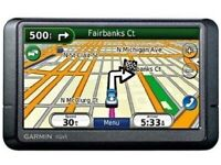 Garmin GPS Widescreen Sat Nav System with Bluetooth - Maps Fully Up to Date 2020