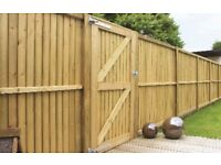 Decking Fencing paving ground work mini digger tree felling chipping clearance driveway