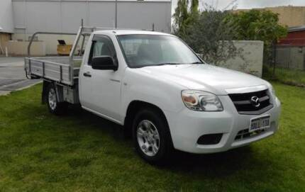 '10 Mazda BT-50 Turbo Diesel Tray Top with NO DEPOSIT FINANCE!* O'Connor Fremantle Area Preview