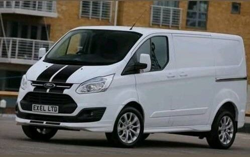Ford Transit Custom Sport Body Kit In Omagh County