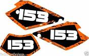 KTM Number Plate Backgrounds