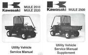 Kawasaki KAF620 Manual
