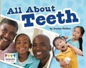 Holden  Jessica-All About Teeth  BOOK NEW