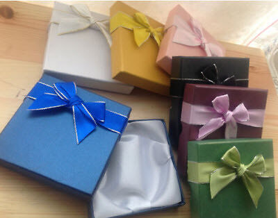 Posh gift boxes for a not so posh gift