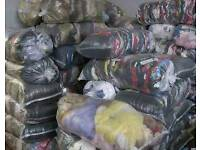 Second hand clothes mix for mens womens kids