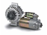 Starter Motors & Alternators from £35