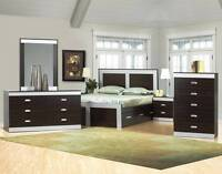 _____  BRAND  NEW  7PC  BEDROOM  SET  ON  SPECIAL  SALE