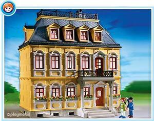 PLAYMOBIL : Hotel, Maison Victorienne, Mariage, garage, serre