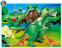 PLAYMOBIL : Egypte, Rome, roi mage., Dinosaure, Indien
