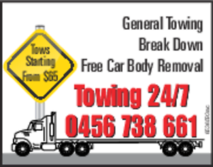 24/7 TOWING Jimboomba Logan Area Preview