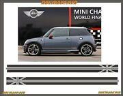 Mini Cooper Decals
