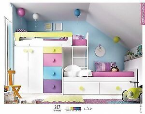 Children's Bedroom Sets, Bunk Beds, Murphy Bed