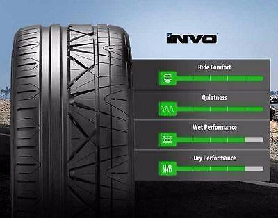 2X NITTO TYRES 225-40-18 INVO MERCEDES BMW AUDI VW MAZDA GOLF Banksia Rockdale Area Preview