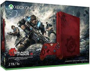 NEW Gears of War 4 Console with game