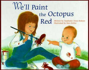 We039ll Paint the Octopus Red Stephanie StuveBodeen - <span itemprop=availableAtOrFrom>Fairford, United Kingdom</span> - We039ll Paint the Octopus Red Stephanie StuveBodeen - Fairford, United Kingdom