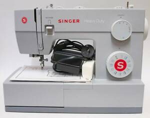 Singer 4423 Heavy Duty Sewing Machine & Instructions. Never used Kallangur Pine Rivers Area Preview