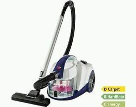 Vacuum cleaner pets bagless
