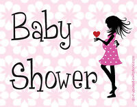 Baby shower package starting at $600