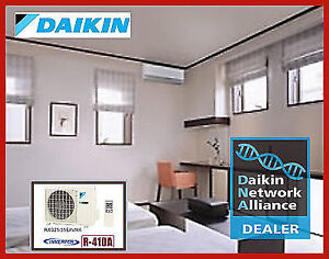 Ductless Air Conditioner / AC BLOWOUT SALE!