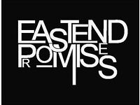 Guitarist and drummer needed - EastEnd Promises