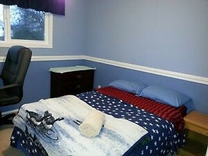 Clean Furnished Bedroom in a clean house Apr 27