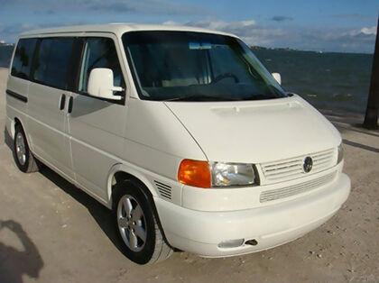 VW LT: Nicht nur Lieferanten finden den vielseitigen Lieferwagen gut