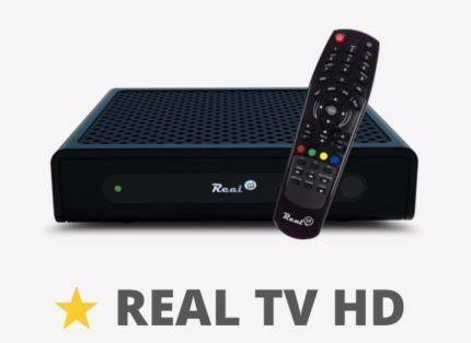 Real TV BOX - No Subscription