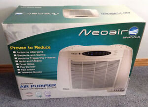 """Neoair Plus"" Multi-Stage Air Purifier"