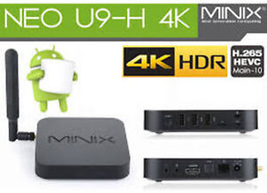 NEW MINIX NEO U9-H Android Media Hub