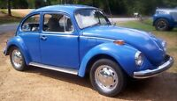 Wanted 1972 super beetle