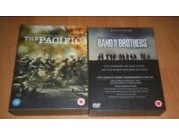 band of brothers and pacific box sets