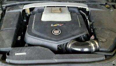 2011 Cadillac CTS-V LSA Supercharged Engine w/ TR6060 Manual Trans 51k B0135083