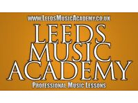 Music Lessons In Leeds | Leeds Music Academy **BOOK YOUR TRIAL LESSON TODAY**