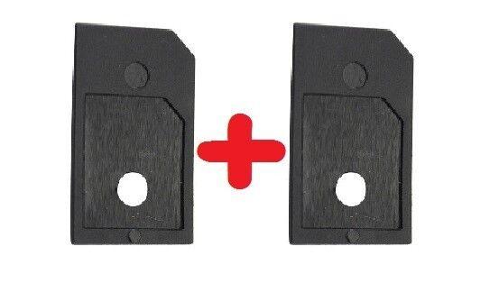MICRO MINI SIM CARD ADAPTOR ADAPTER CONVERTER TO STANDARD SIM COMPATIBLE
