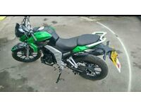 Lexmoto venom 125 £1200