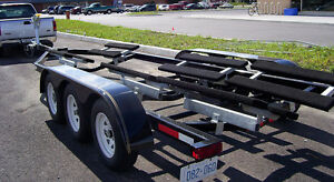 New 2017 Triple Axle Boat Trailer – Only $4800