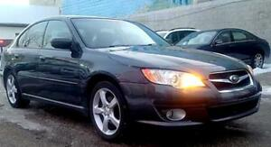 2009 Subaru Legacy Special Edition AWD LEATHER, SUNROOF