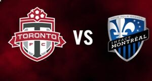 TFC MONTREAL IMPACT SAT AUGUST 25 BELOW COST +CNE & OTHER GAMES