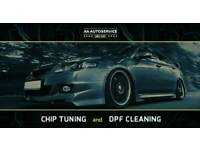 AA AutoService Chip tuning and DPF cleaner
